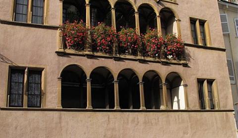 Maison dite des chevaliers de Saint-Jean (OT Colmar)