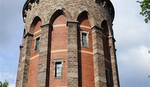 Office de tourisme de Colmar en Alsace - Château d\'eau