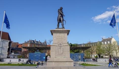 Statue du général Rapp