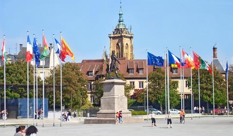 Place Rapp (OT Colmar)