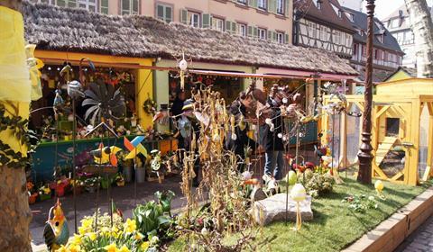 Marché de Pâques de la Place des Dominicains