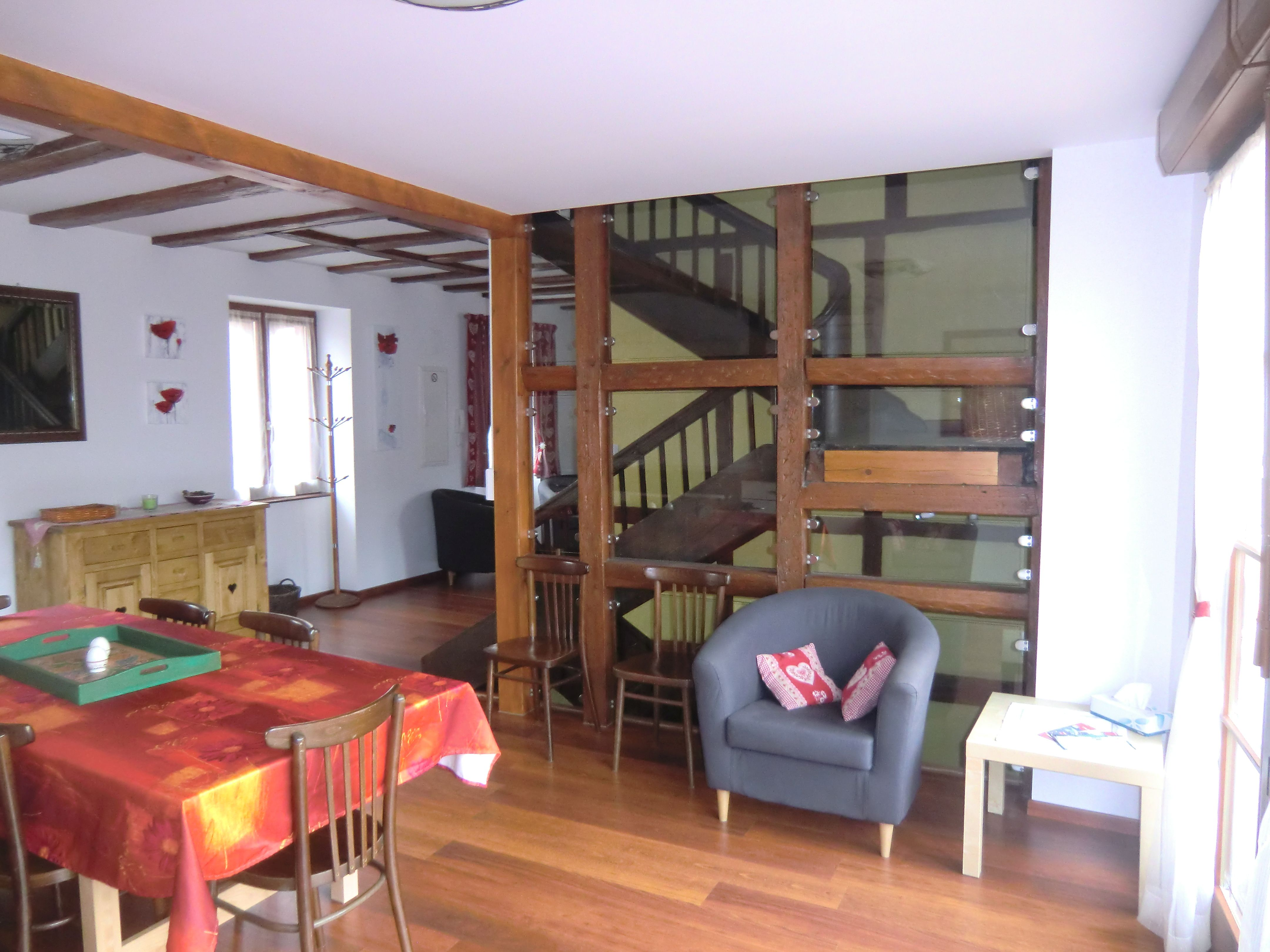 Furnished accomodations from Georges KARCHER