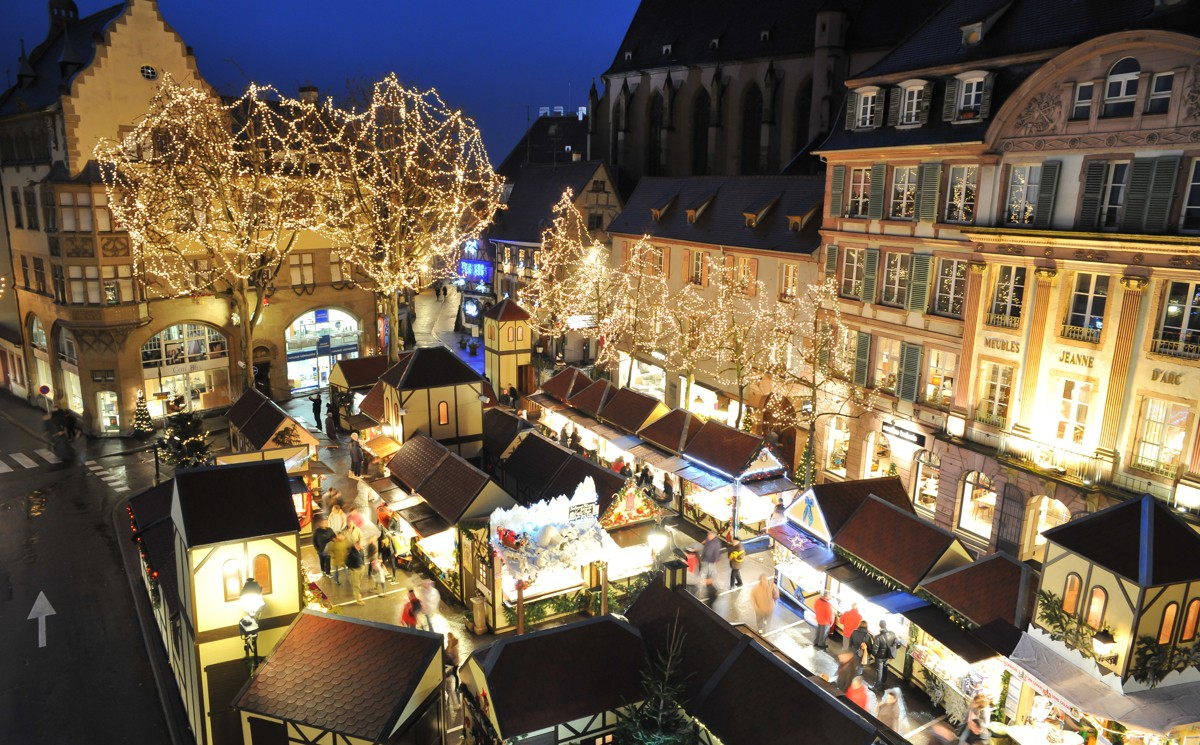dates marché de noel 2018 colmar Colmar Alsace France Tourist Office   Magic of Christmas dates marché de noel 2018 colmar