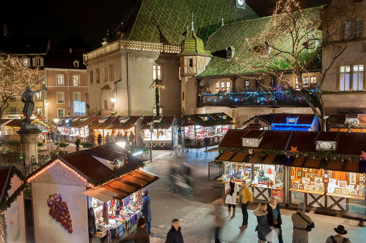 Colmar Christmas Market Dates.Colmar Alsace France Tourist Office Magic Of Christmas In
