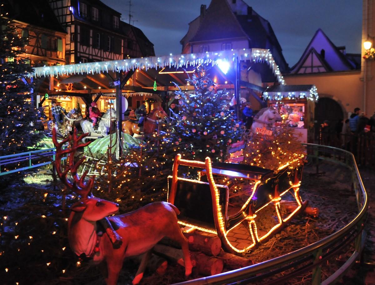 marché de noel colmar 2018 horaires La Magie de Noël à Colmar   Magic of Christmas marché de noel colmar 2018 horaires