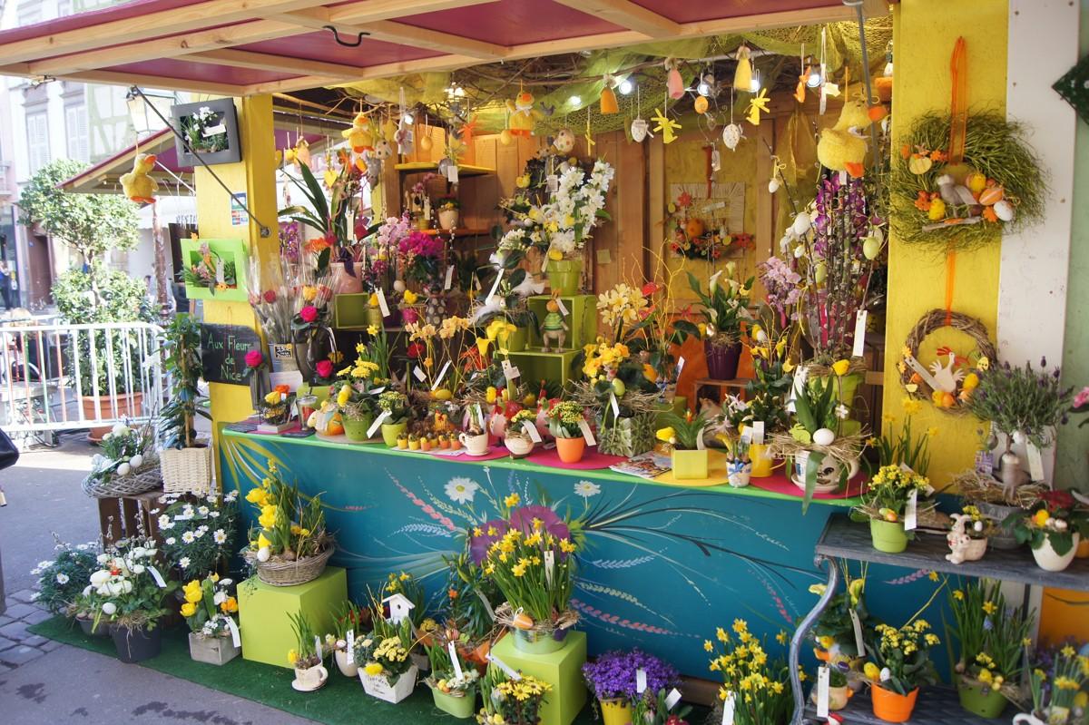 Marché de Pâques et de Printemps   Place des Dominicains