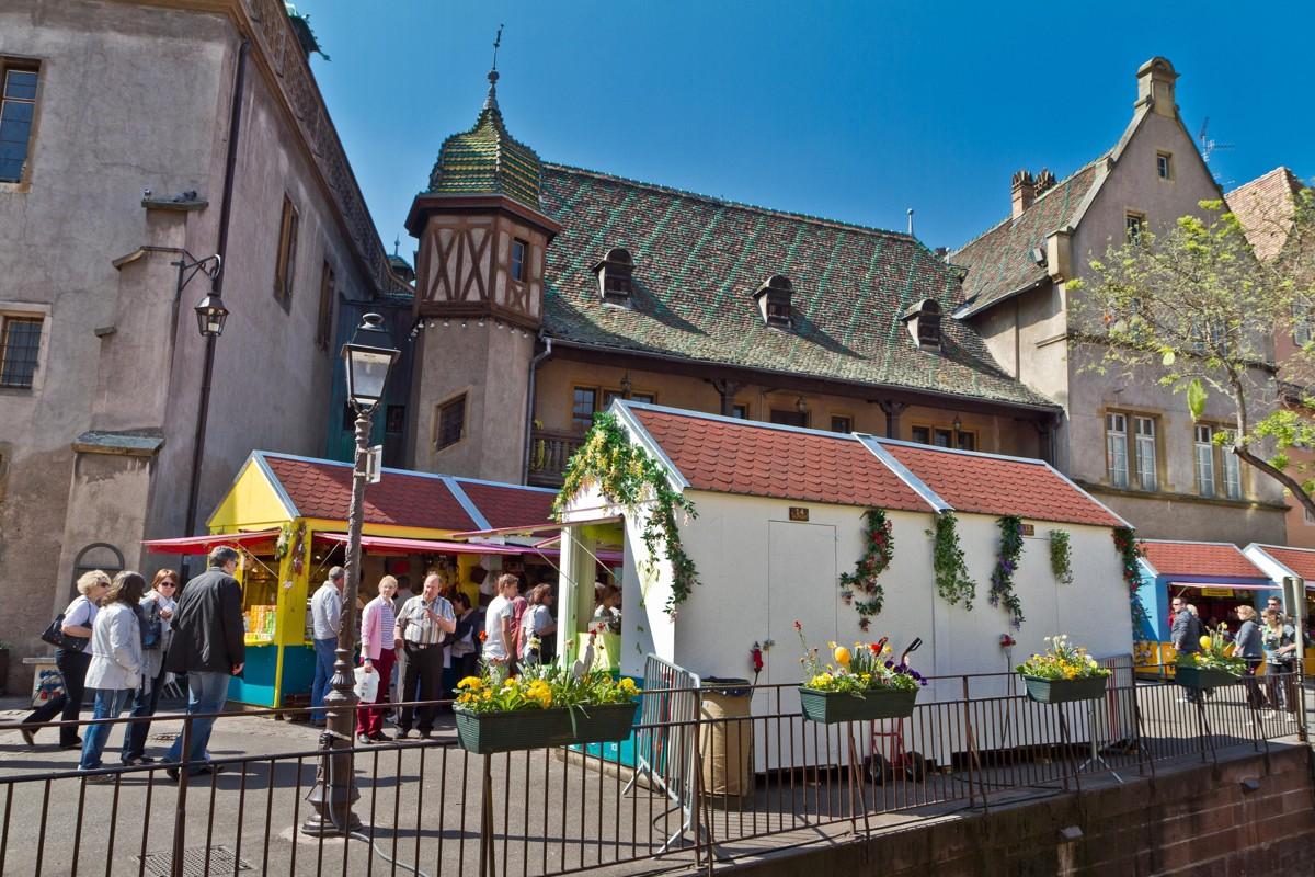 Marché de Pâques et de Printemps   Place de l'Ancienne Douane