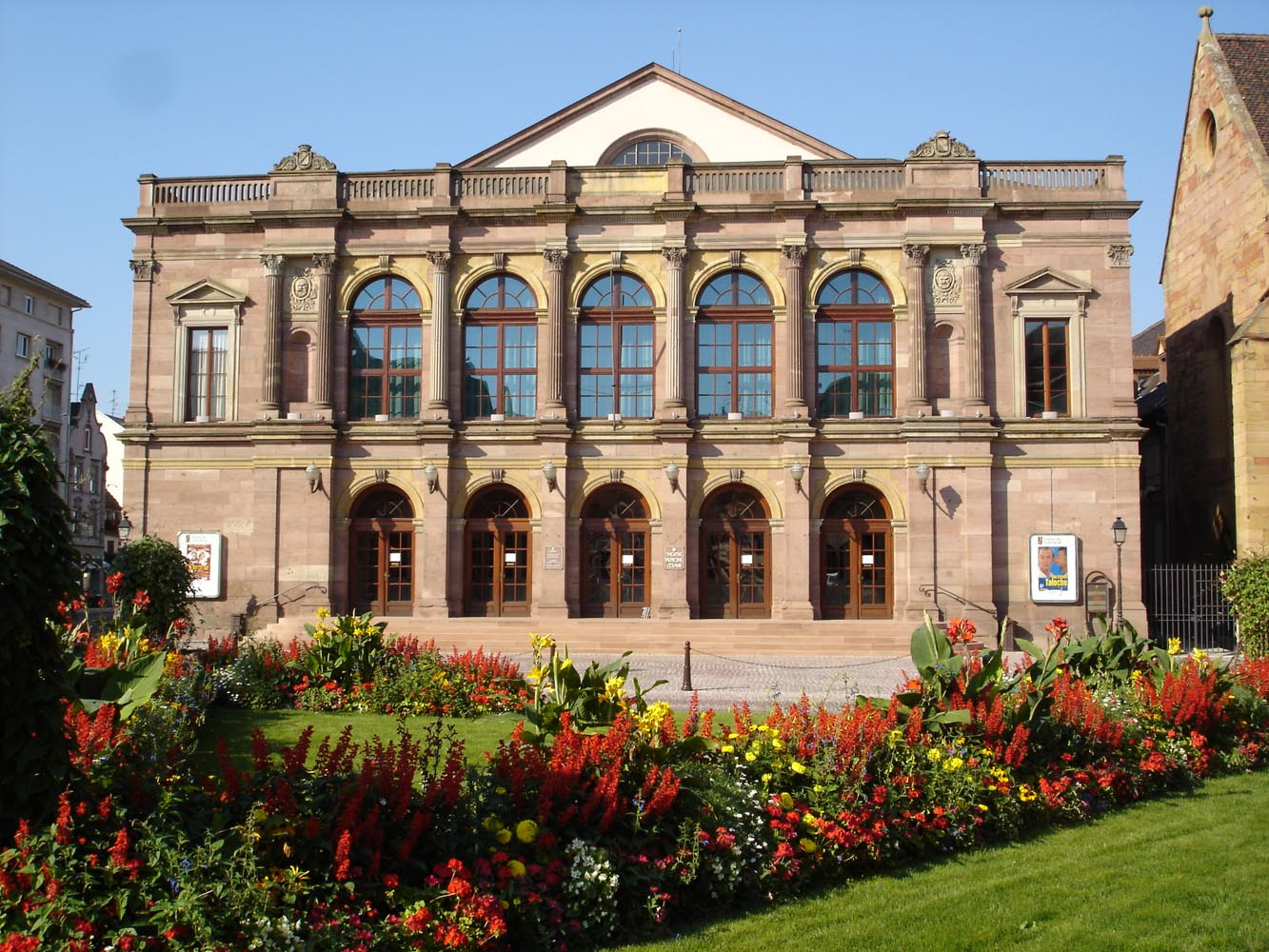 Théâtre municipal  (Guy Wurth)
