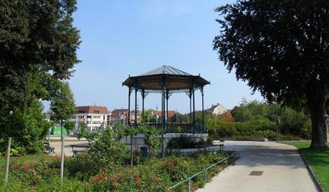Parc du Champ de Mars (Yannick Kuntz)