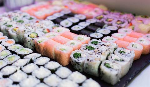 Restaurant le Sushi's Colmar, Alsace http://www.resto-sushis.com/colmar