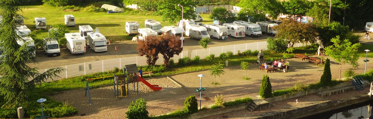 Campings Cars Alsace