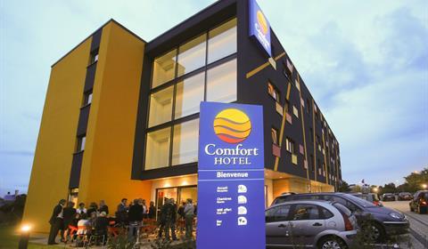 Confort Hotel Colmar, Alsace www.comfort-colmar.com/