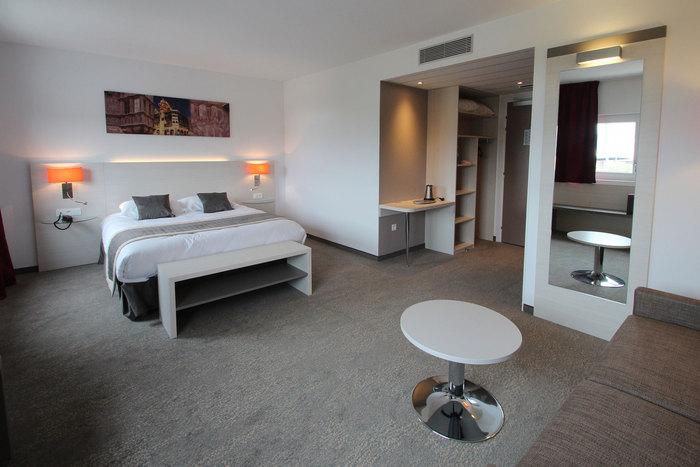 Confort Hotel Colmar, Alsace www.comfort-colmar.com/ (Chambre)
