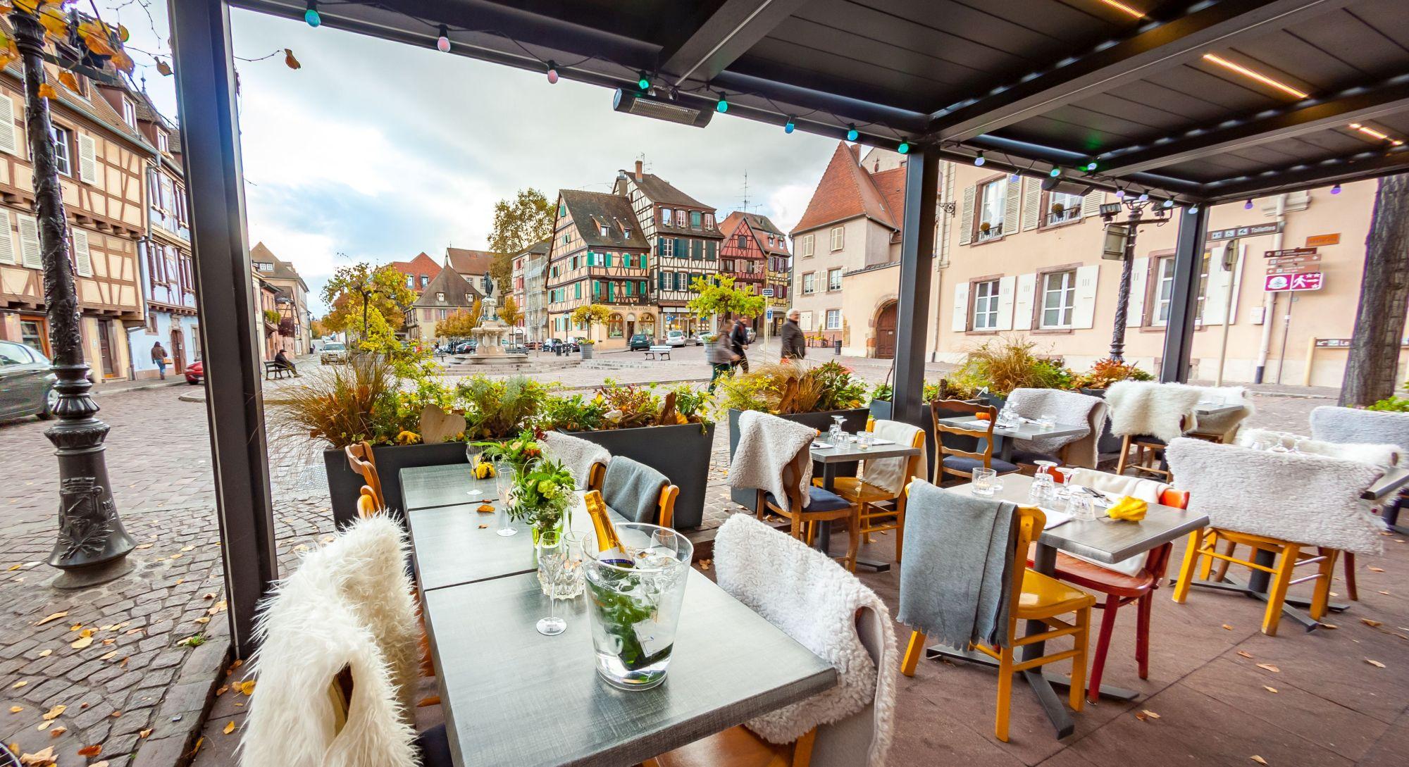 Bistrot des Lavandières Colmar, Alsace http://www.bistrotdeslavandieres.com/
