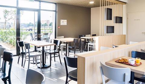 Hôtel B&B Colmar Parc des expositions (Salle de déjeuner)