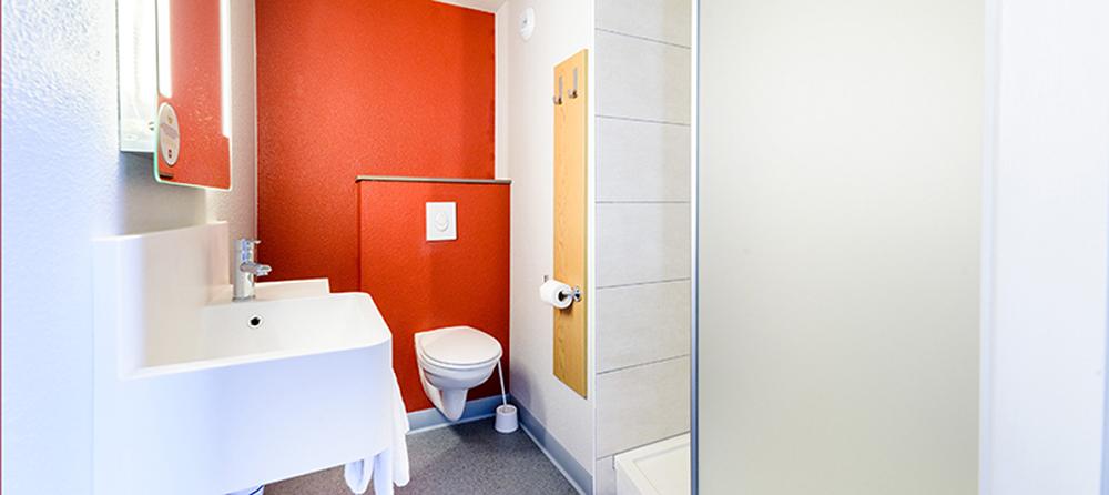 Hôtel B&B Colmar Parc des expositions (Salle de bain)
