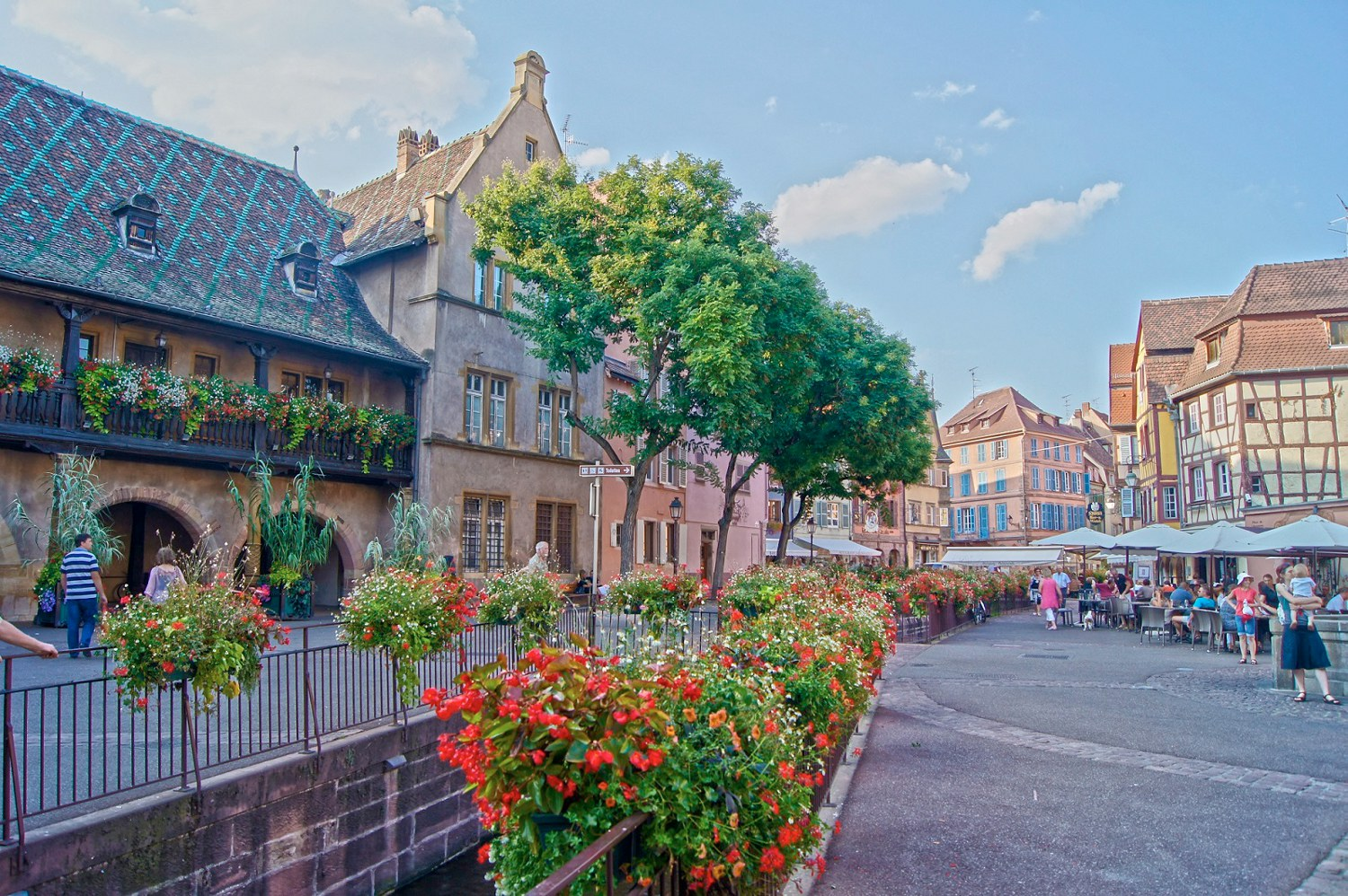 Colmar alsace france tourist office private guided tour for Colmar pictures