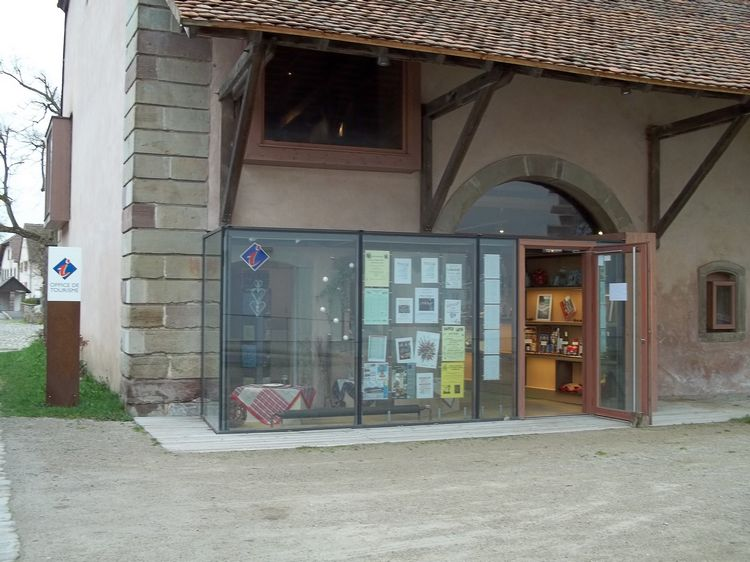 Office de tourisme de l'Alsace Bossue