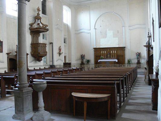 Chapelle et collège des jésuites