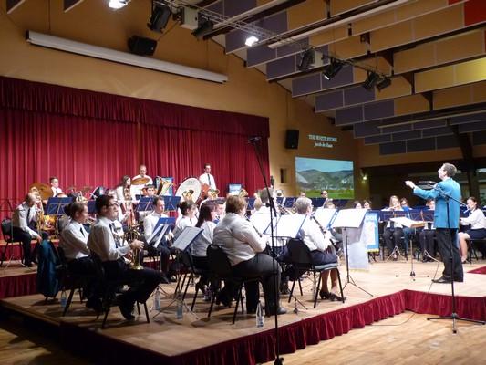 Concert de la sainte Cécile de la philharmonie