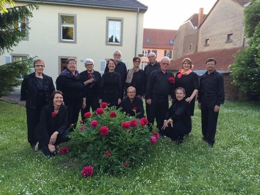 Concert du Petit Choeur Vivace et des Maîtres chanteurs