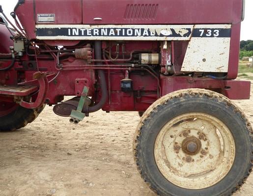 Exposition de tracteurs