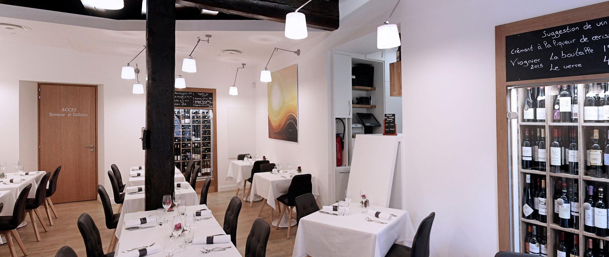 Office de tourisme de colmar en alsace restaurant le pavillon gourmand - Office de tourisme eguisheim ...