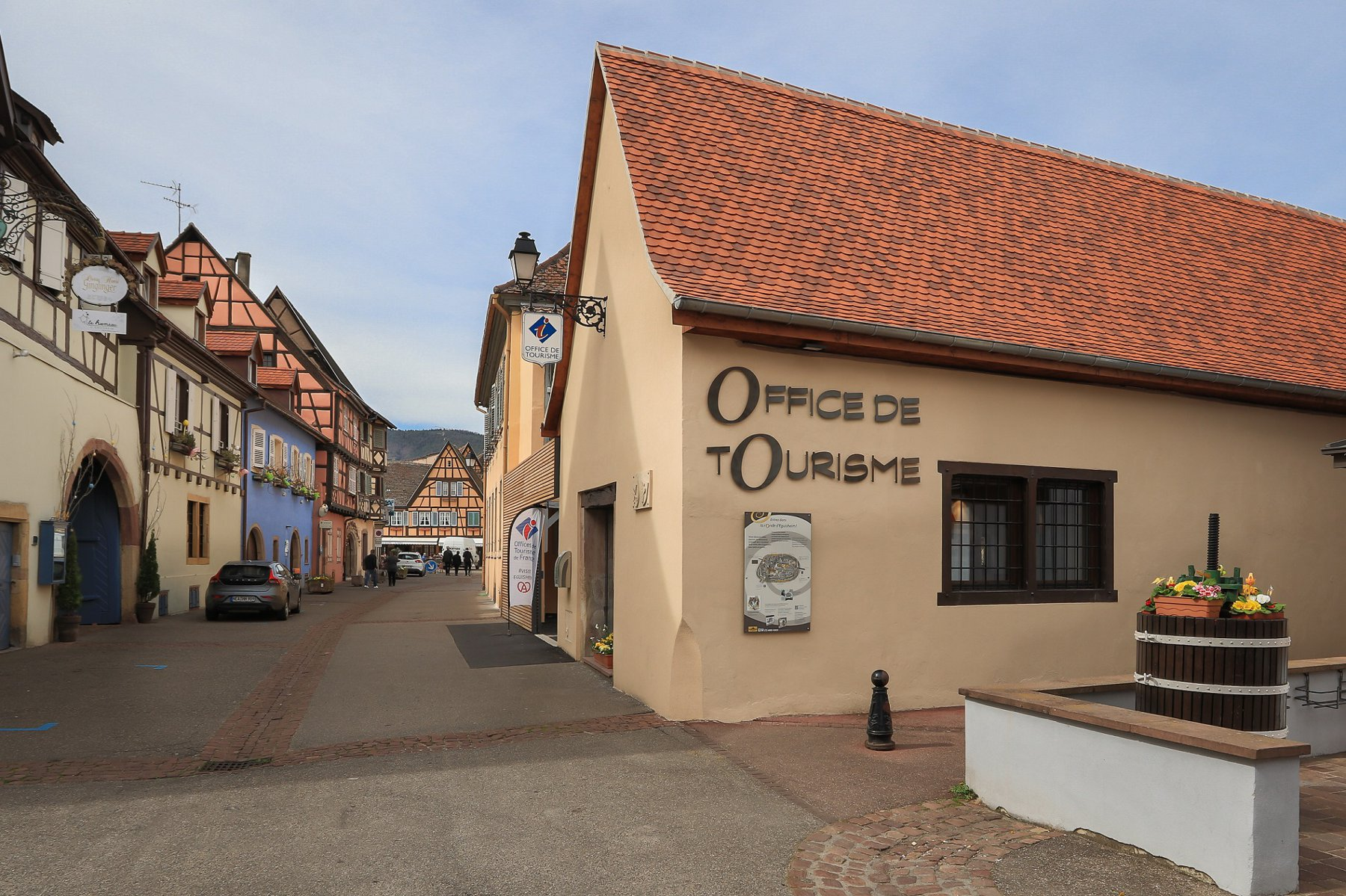 Touristinformation colmar in elsass office de tourisme - Plougastel daoulas office du tourisme ...