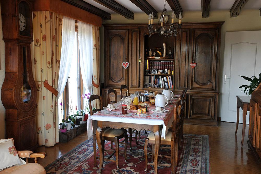 Chambres d 39 h tes jean pierre bombenger eguisheim - Chambre d hote eguisheim alsace ...