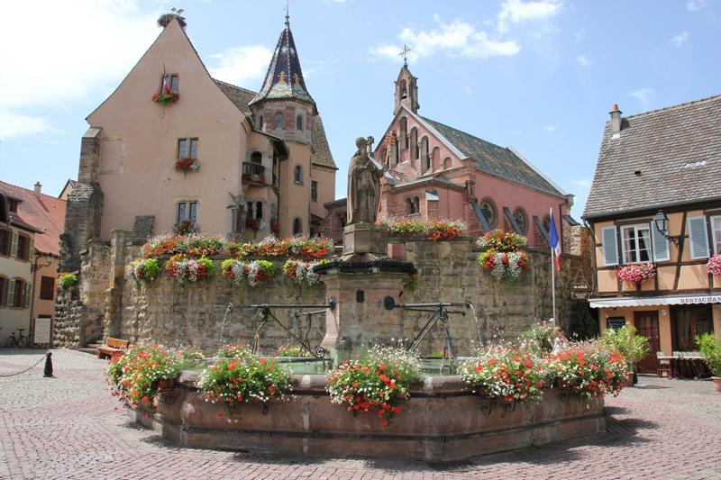 Office de tourisme de colmar en alsace visite guid e d 39 eguisheim - Office du tourisme eguisheim ...