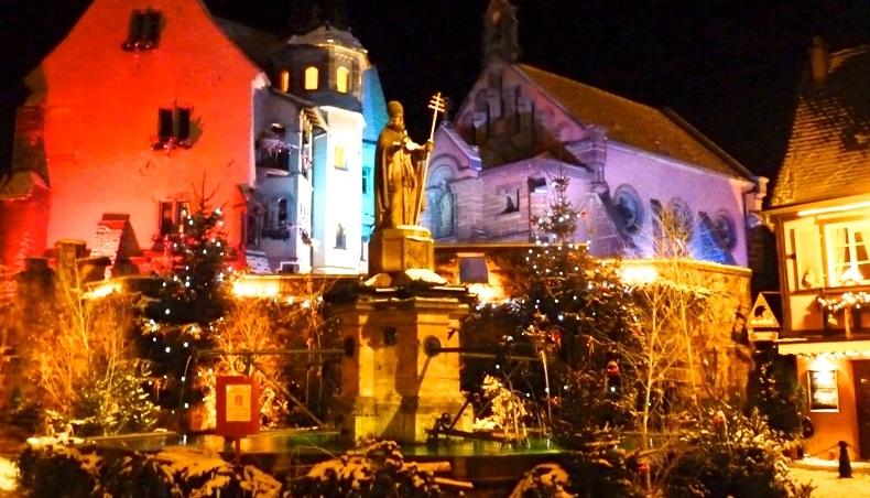 Colmar alsace france tourist office chasse aux tr sors de no l au pays de no l - Office de tourisme eguisheim ...
