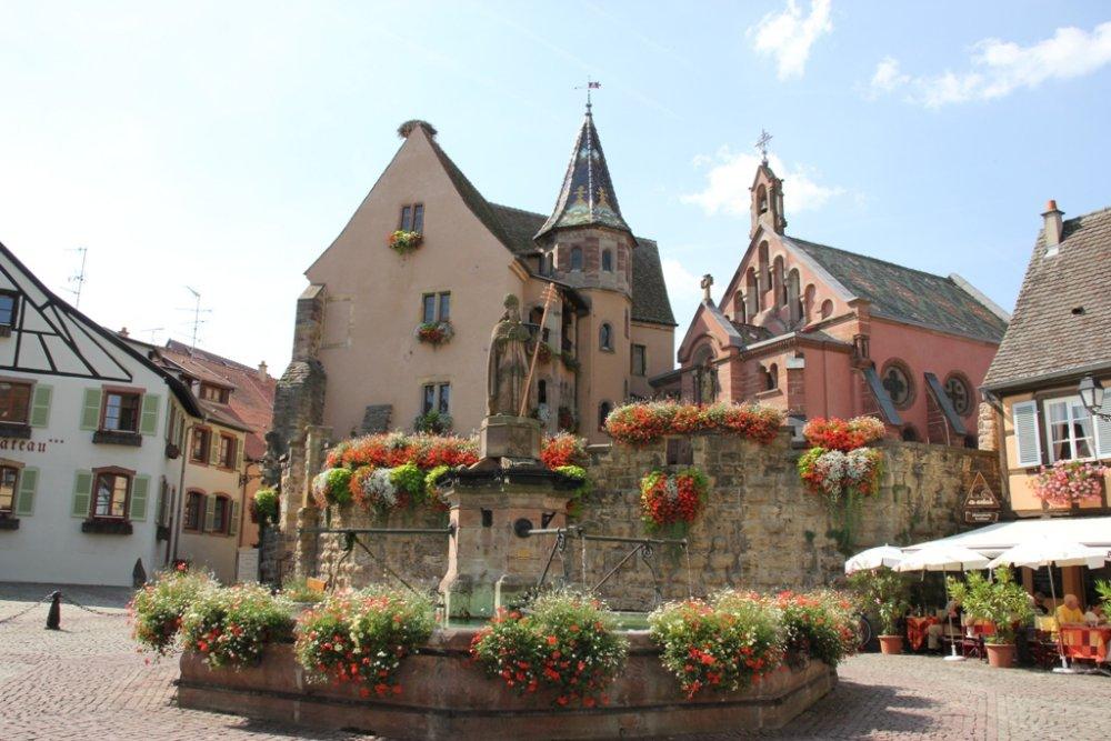Office de tourisme du canton de rouffach haut rhin alsace - Office de tourisme eguisheim ...
