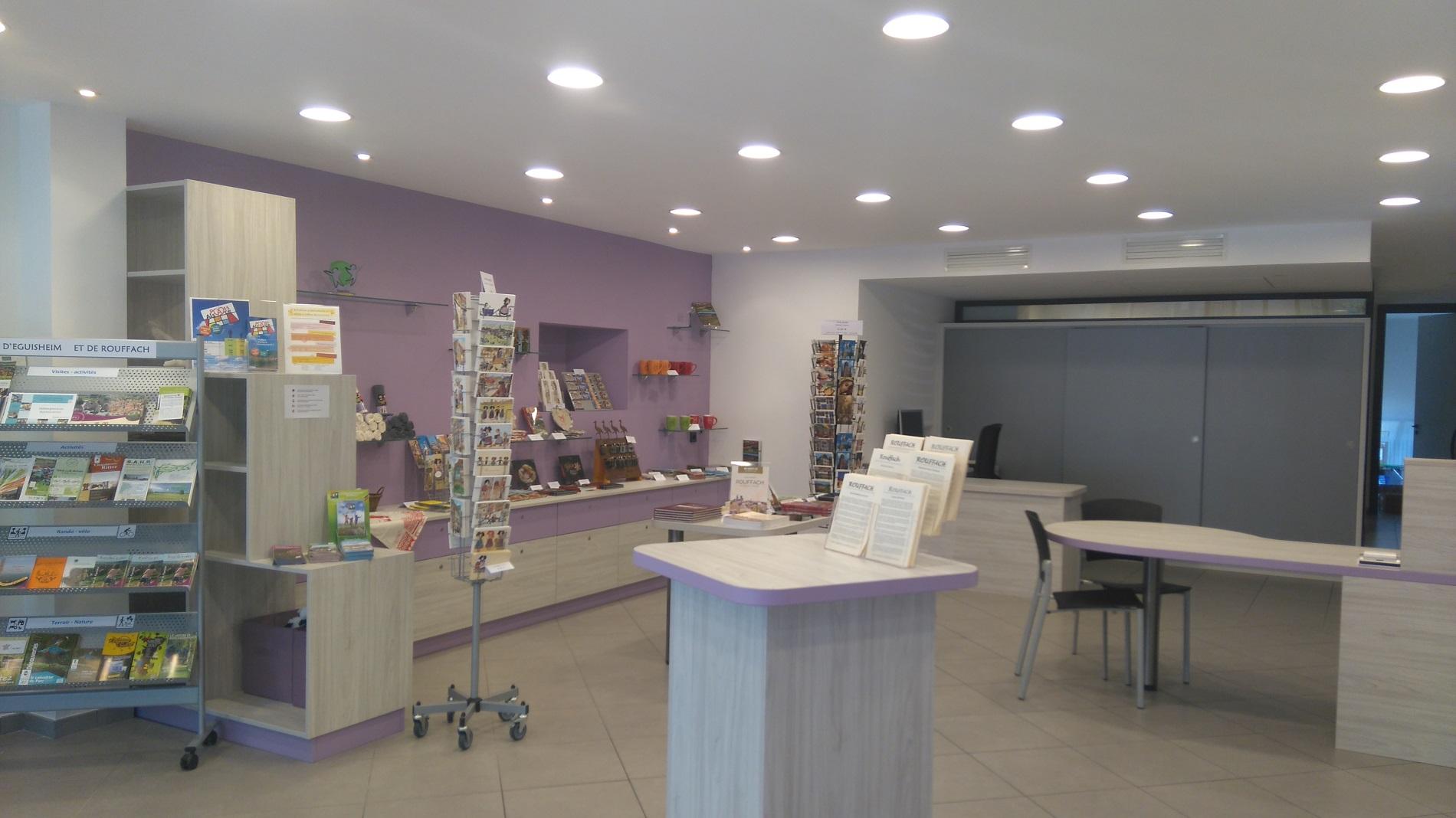 Office de tourisme du pays d eguisheim et de rouffach bureau de