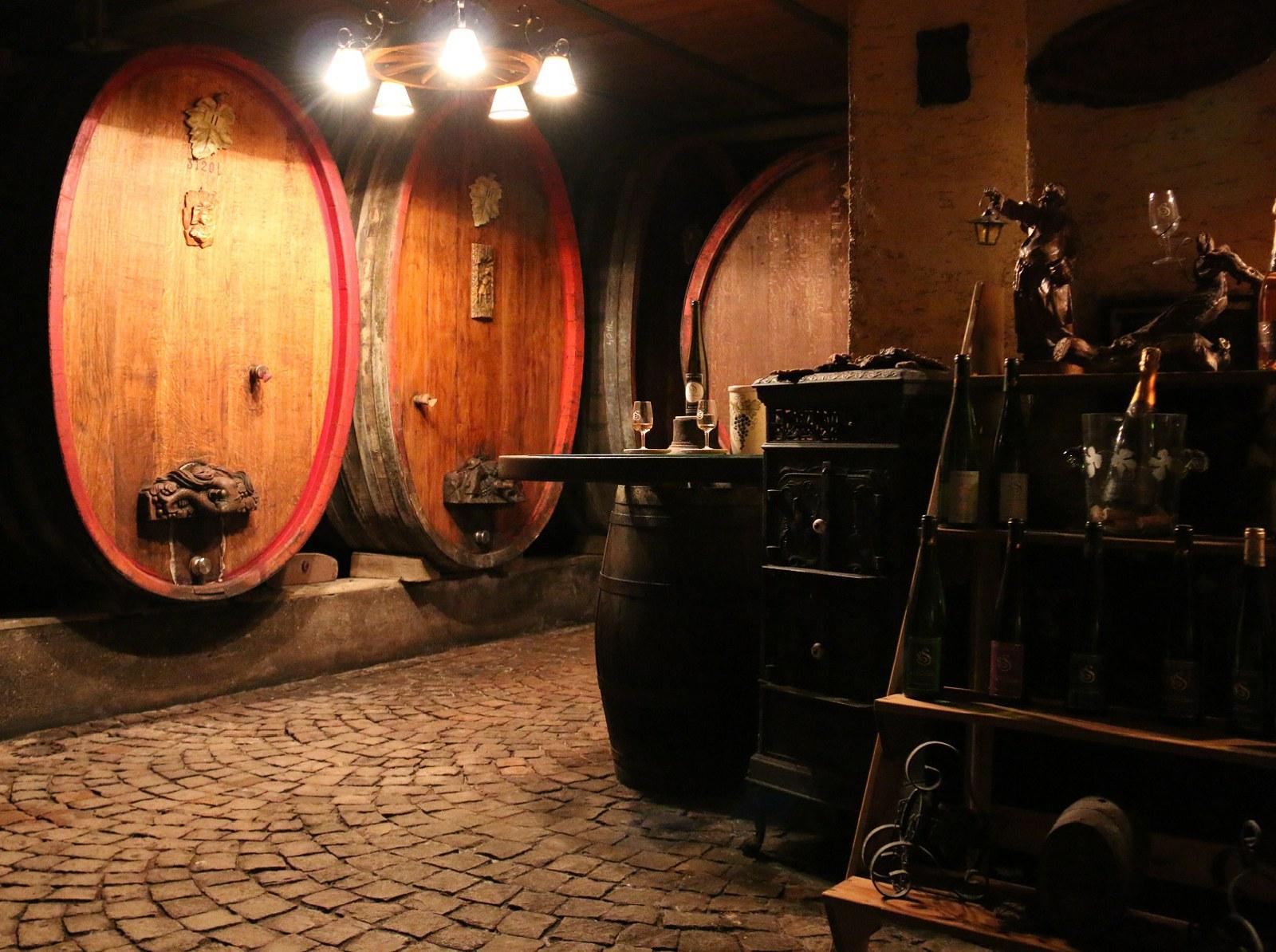 Vin Nouveau chez le Vigneron Indépendant -Vins Xavier SCHNEIDER