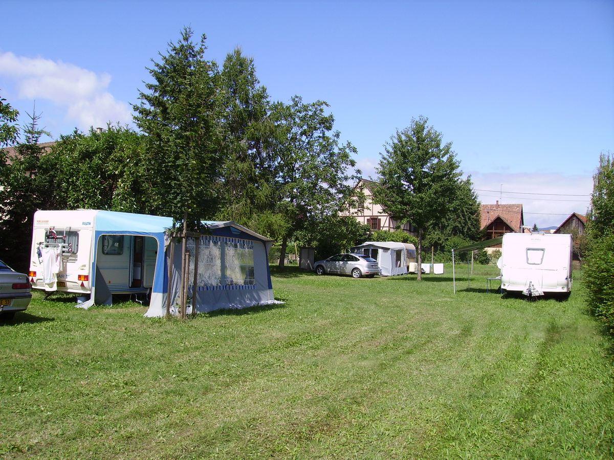 Camping rural Foyer St-Martin