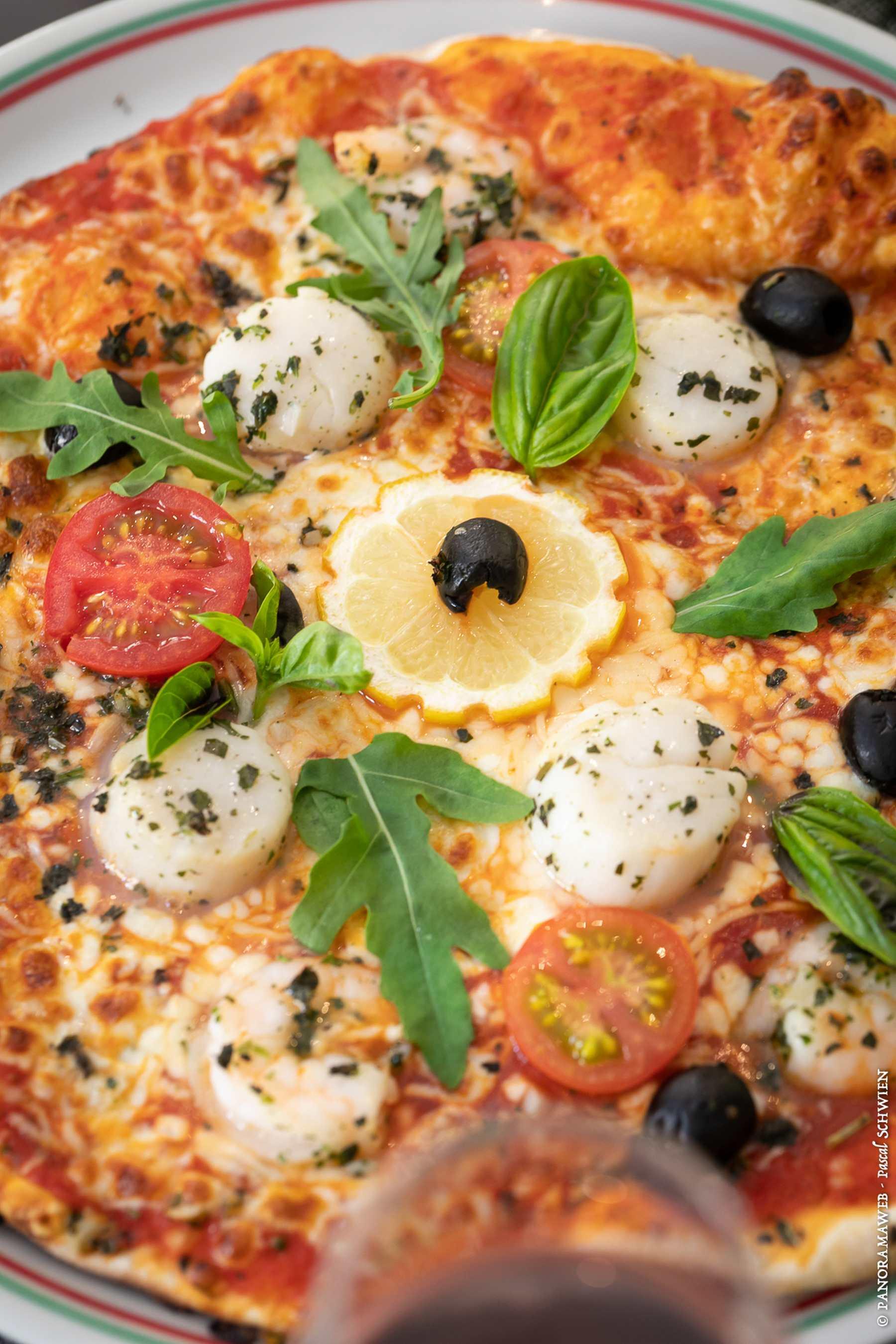 Pizzeria La Cinecitta en Alsace (67600 Selestat) - Restaurants ...