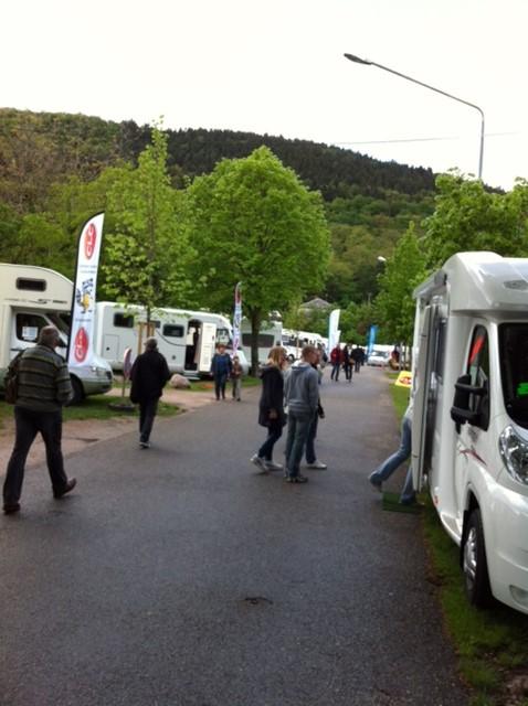 Salon du camping car for Salon camping car