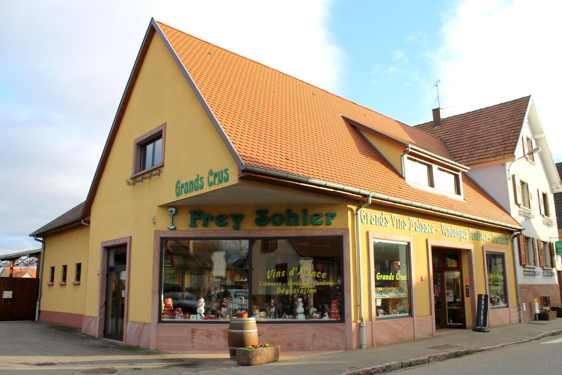 Weingut Frey-Sohler