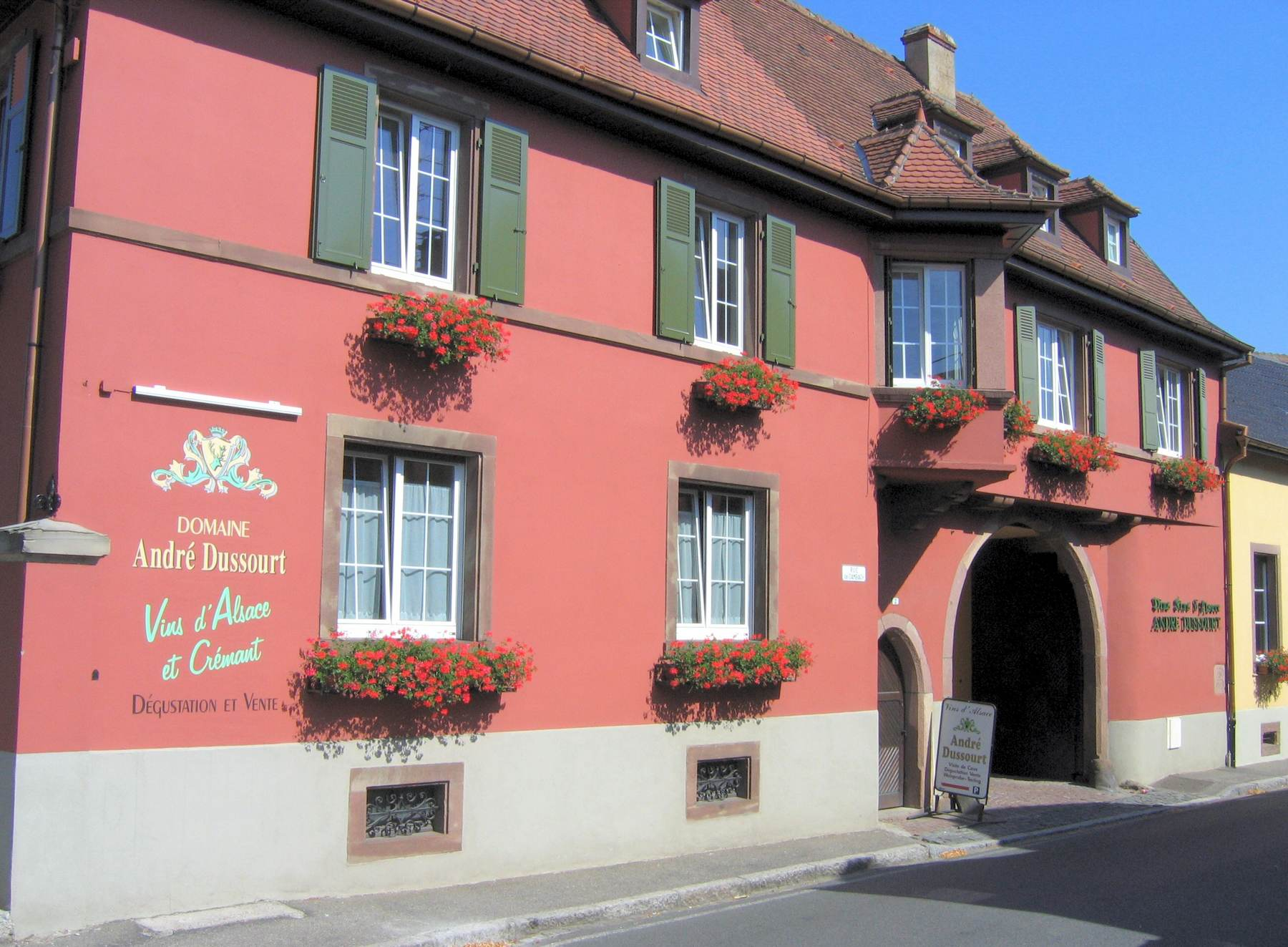 Domaine Dussourt