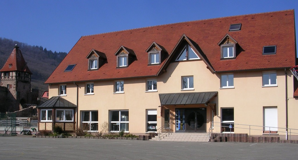 Centre de la randonn�e Marcel Rudloff