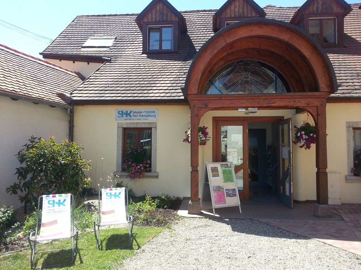 SHKT - Bureau d'accueil du Vignoble - Châtenois