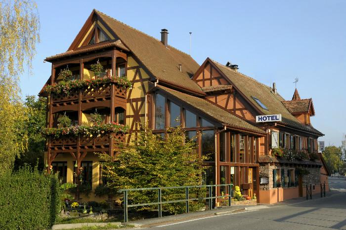 Rathsamhausen Hotel L Etoile
