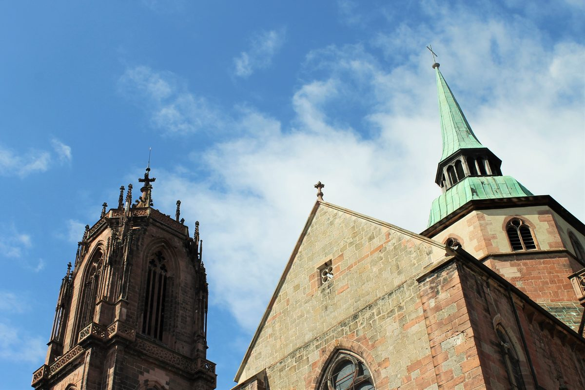 Visite  :  autour du square Ehm
