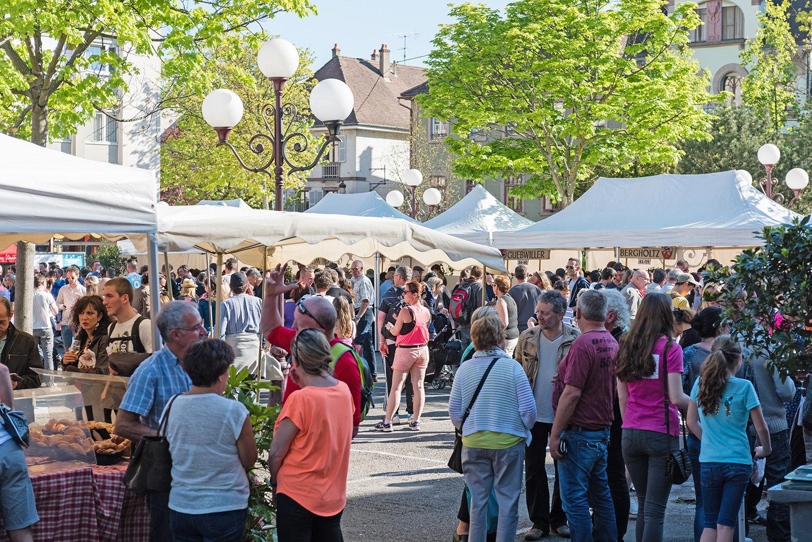 Foire aux vins d' Alsace