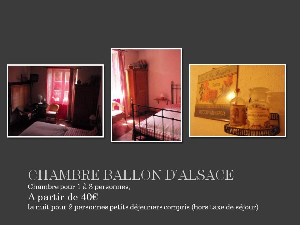 chambre d 39 h tes le luxhof chambre ballon d 39 alsace 3 personnes. Black Bedroom Furniture Sets. Home Design Ideas