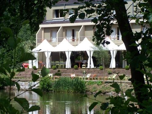 restaurant les terrasses domaine du lac - Domaine Viticole Mariage Alsace