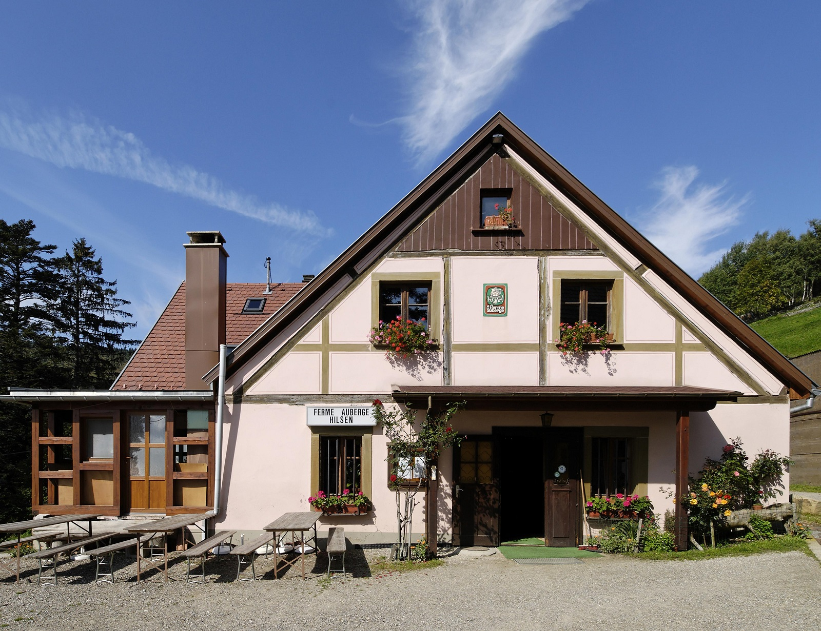 Hilsen Farm-Inn