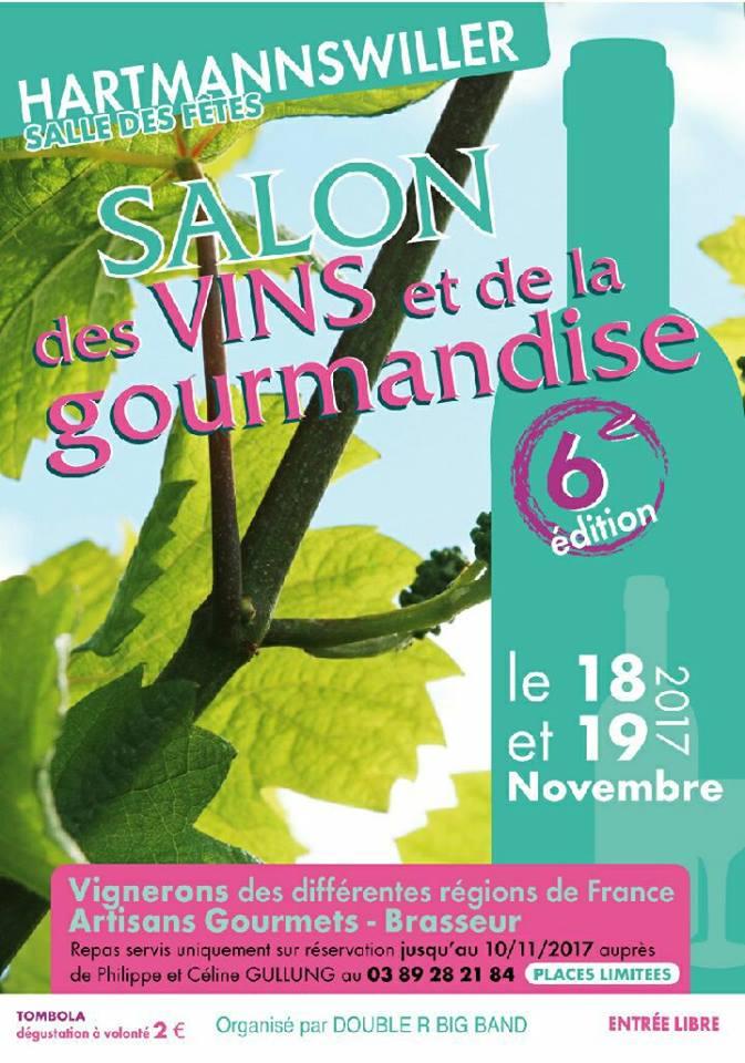 Salon des vins et de la gourmandise - Salon des vins la verpilliere ...