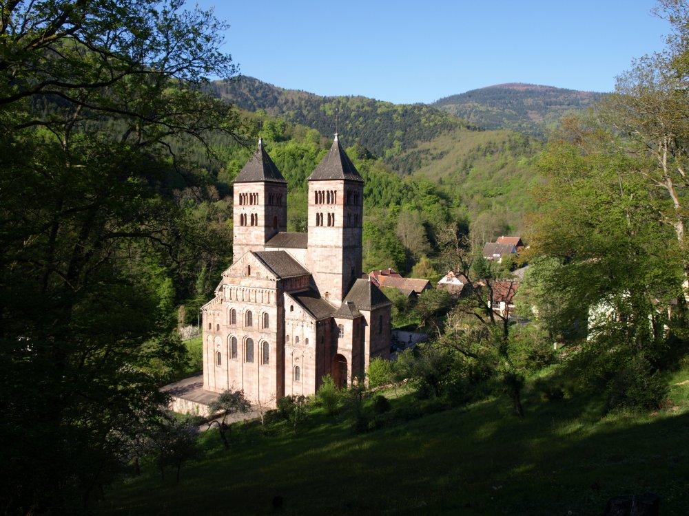 Route Romane d'Alsace