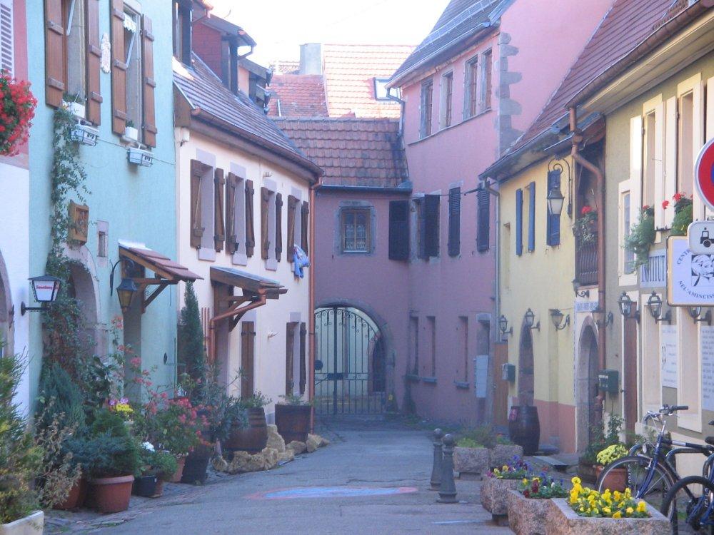 Les maisons renaissance de Soultz